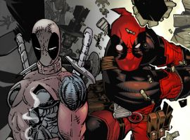 Follow the History of Deadpool