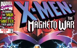 X-Men: Magneto War (1999) #1