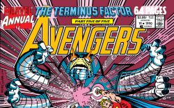 Avengers Annual (1967) #19