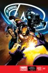 NEW AVENGERS 17 (ANMN, WITH DIGITAL CODE)