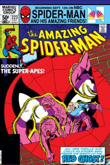 Amazing Spider-Man #223