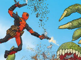 Back To Work With Deadpool