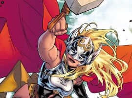 The Mighty Thor by Russell Dauterman