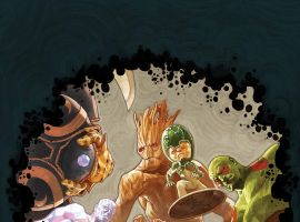 Guardians of Infinity (2015) #3