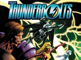 Thunderbolts by Mark Bagley