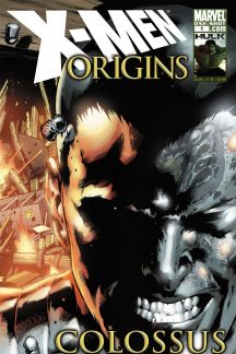 X-Men Origin: Colossus (2008) #1