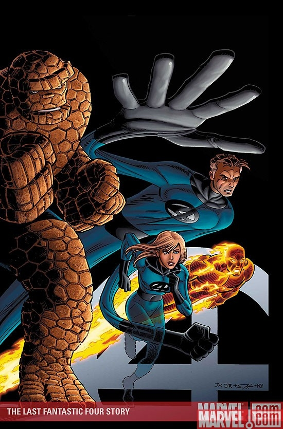 THE LAST FANTASTIC FOUR STORY #1