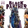 BLACK PANTHER #7 cover by Ken Lashley