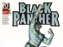 BLACK PANTHER #1 70TH ANNIVERSARY VARIANT