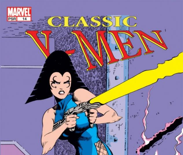 Classic X-Men #14