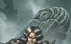 LORDS OF AVALON: SWORD OF DARKNESS #6