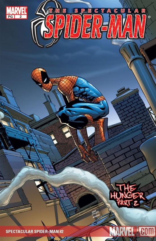 SPECTACULAR SPIDER-MAN #2