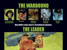 WWH AFTERSMASH: WARBOUND #4, page 1