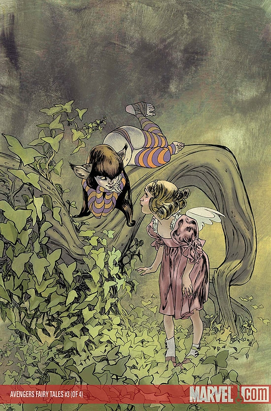 AVENGERS FAIRY TALES #3