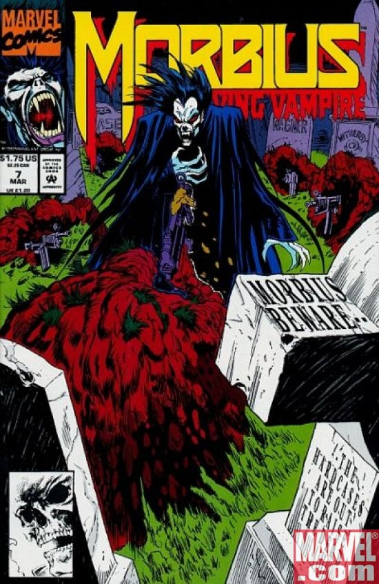 MORBIUS, THE LIVING VAMPIRE #7