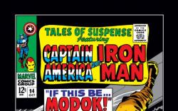 TALES OF SUSPENSE #94