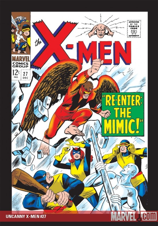 UNCANNY X-MEN #27