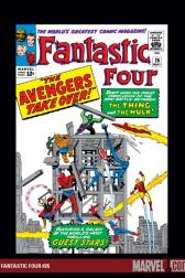 Fantastic Four #26 