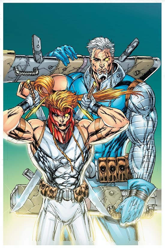 X-FORCE: SHATTERSTAR #3