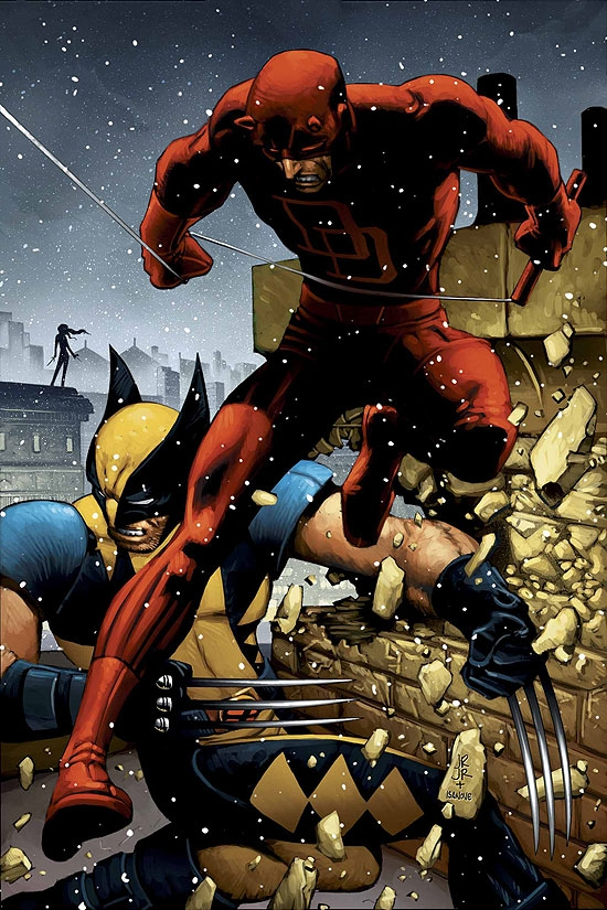 WOLVERINE (2005) #24 COVER