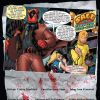 DEADPOOL: MERC WITH A MOUTH #12 recap page