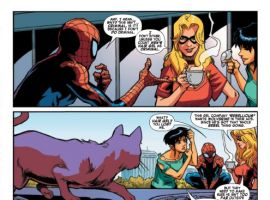 MARVEL ADVENTURES SPIDER-MAN #3 preview art by Matteo Lolli