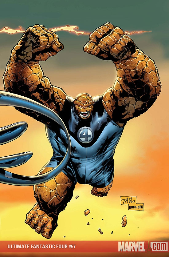 ULTIMATE FANTASTIC FOUR #57