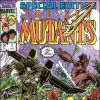 NEW MUTANTS SPECIAL #1 cover by Art Adams
