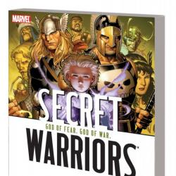 Secret Warriors Vol. 2: God of Fear, God of War (2010)