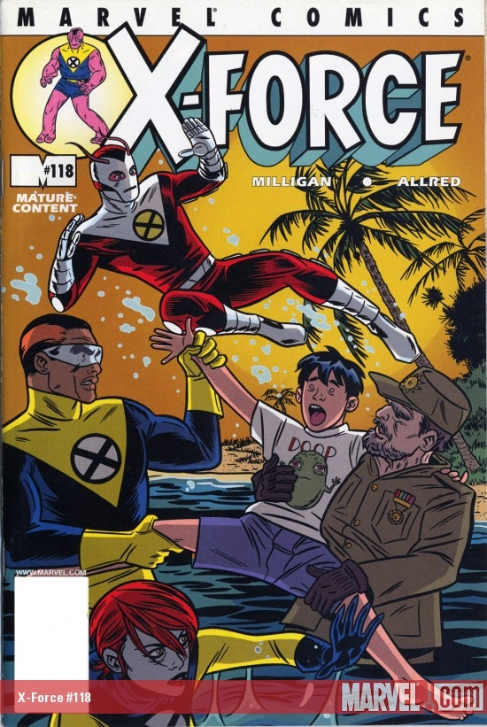 X-Force #118