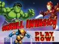 Super Hero Squad Skrull Invasion
