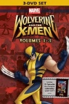 Wolverine and the X-Men: Vols. 1-3 (DVD)