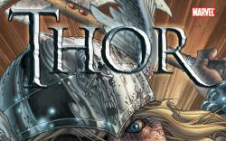 THOR: FOR ASGARD HC cover by Simone Bianchi