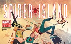 Spider-Island: I Love New York (2011) #1