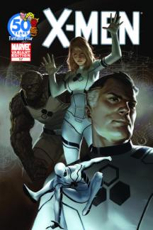 X-Men (2010) #17 (Ff 50th Anniversary Variant)