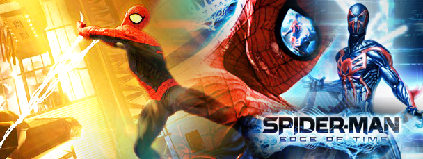 Spider Man Edge Of Time Ds