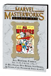 Marvel Masterworks: Golden Age All-Winners Vol. 4 (Variant) (Hardcover)