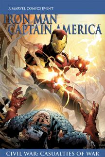 Iron Man/Captain America: Casualties of War (2006) #1 (Iron Man Cover)