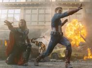 Marvel's The Avengers Clip- Cap &amp; Thor Battle