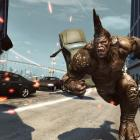 Screenshot of Rhino from the Rhino Challenge Pack in The Amazing Spider-Man video game