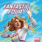 Fantastic Four #611 variant cover