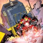 Sneak Peek: Ultimate Comics Iron Man #1