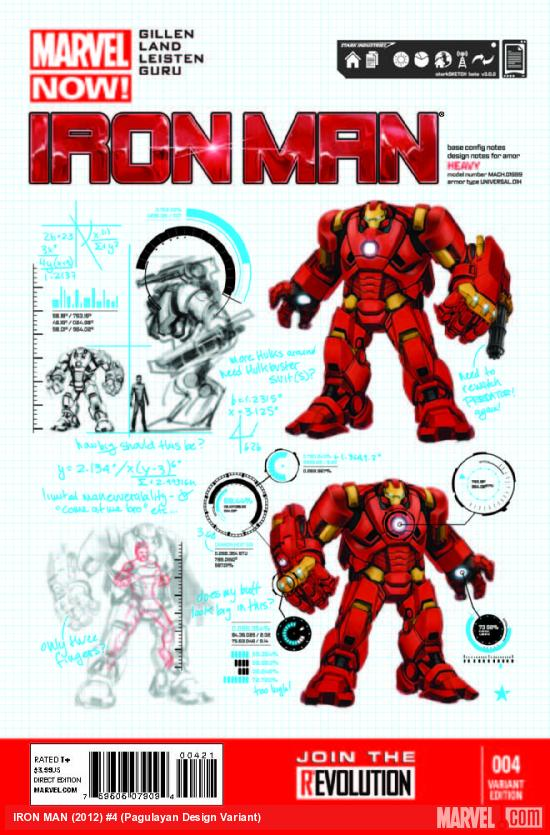 IRON MAN 4 PAGULAYAN DESIGN VARIANT