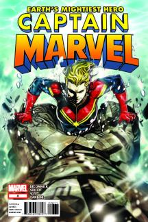 Captain Marvel (2012) #8