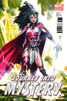 Journey Into Mystery #647  (Tan Variant)