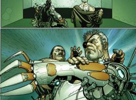 Cable & X-Force: Rap Sheet - Forge
