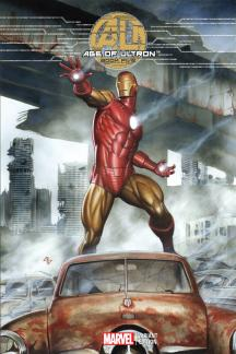 Age of Ultron #5  (Granov Variant)