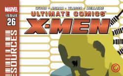 ULTIMATE COMICS X-MEN 26 (WITH DIGITAL CODE)