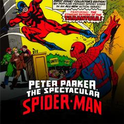 Peter Parker, the Spectacular Spider-Man (1976 - 1998)