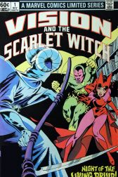 Vision and the Scarlet Witch #1
